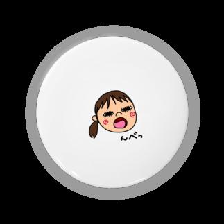 patakohaの変な顔の娘 Badges