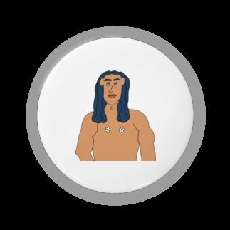 ヤメゴニアのハワイのイケメン Badges