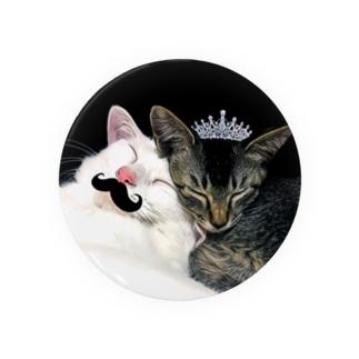 おでん姫とむーんさん Badges