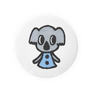 コアラ Badges
