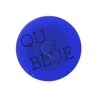 QUBLUEロゴ Badges