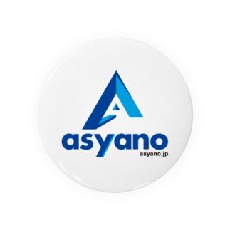 asyano.jpグッズ Badges