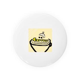 カプチーロゴ Badges