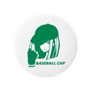 野球帽 Badges