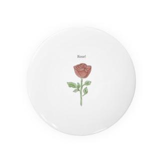 Rose! Badges