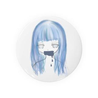 tsugumi01_pinback button Badges