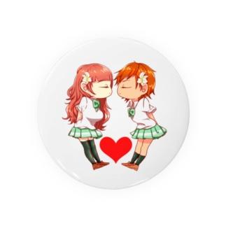 百合 Badges