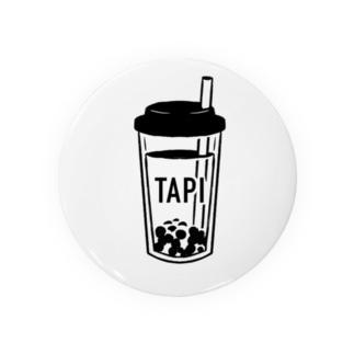 おしるこファクトリーのおタピ Badges