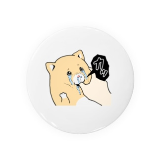 泣きむし猫のキィちゃん Badges