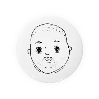 おっさん Badges