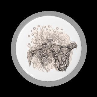 どろーいんぐ屋の菌類の森 Badges