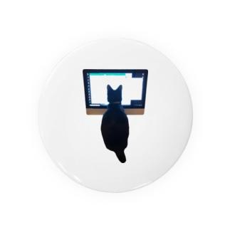 はたらく黒猫 Badges