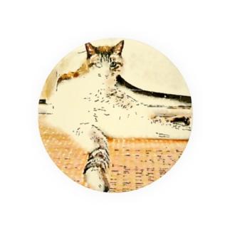 トラ猫マーブル Badges