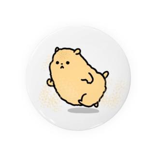 おはぎはむすたー Badges