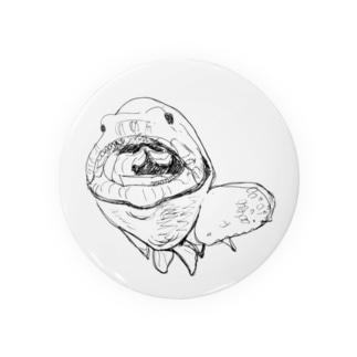 深海魚のぎょー Badges
