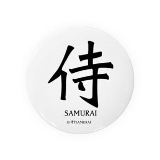 侍†SAMURAI Badges