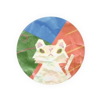 クラフト猫ウノハナ Badges