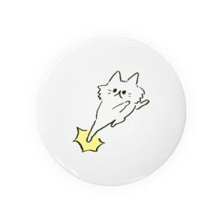 猫キック Badges