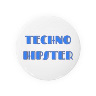 TECHNO HIPSTER  Badges