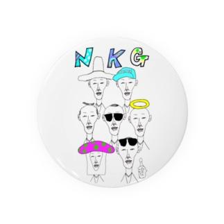 manyNKG Badges