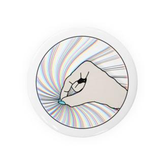 灰の手 Badges
