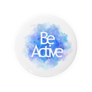Be active  Badges