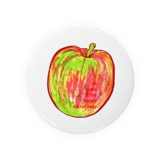 毎日りんご Badges