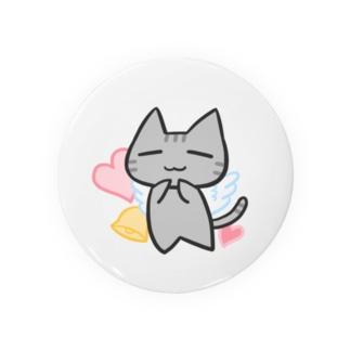 「まったりにゃんこ。」(天使) Badges