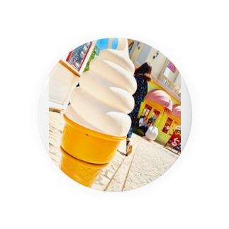 アイスクリーム Badges