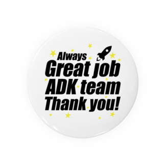 MacciのGreat ADK team! Badges