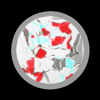 水草の金魚1 Badges