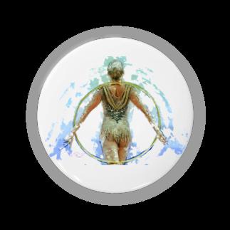 lilli-starlingの新体操ガール フープアクセサリー Badges