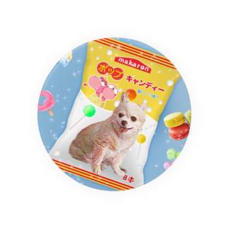 tinamagicalのcandy Badges