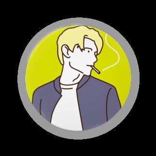 FickleのBrandon Badges