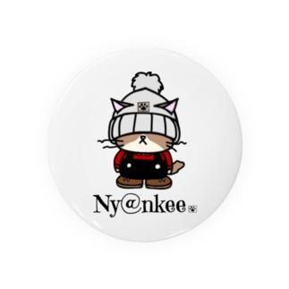 ニット帽なあいつ   (Ny@nkee) Badges