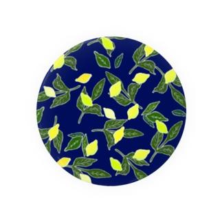 青と檸檬 Badges