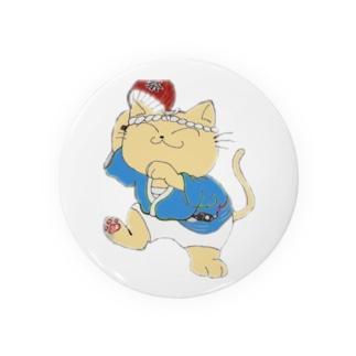 踊り猫 Badges