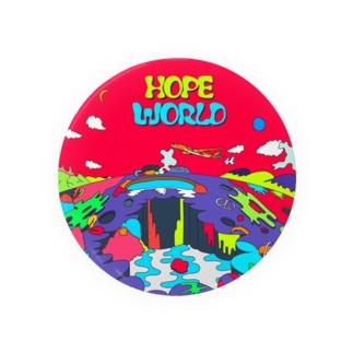 HOPE WORLD🦄 Badge