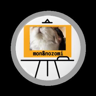 monchico7のmon&nozomi Badges
