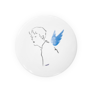 ©︎ today830のBOY with WINGS Badges