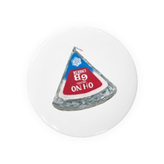 OH NO 6Bチーズ Badges