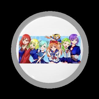 momotakaizokudanのもも太海賊団 女の子 Badges