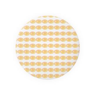 水草のハイパーオレンジ玉 Badges