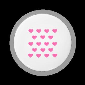 mero46のハート Badges