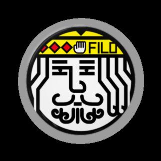 原田専門家のパ紋No.3406 FILO Badges