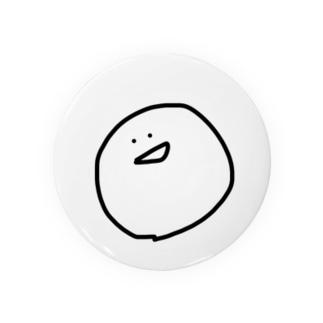 だ、が書いたまるの顔。 Badges