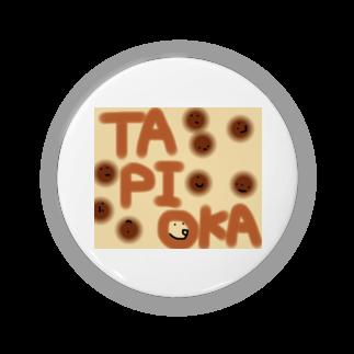 ☆Hanuru´s shop☆のカラフルかわいいシリーズ TAPIOKA Badges