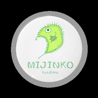 kyo&muのkyo&mu MIJINKO Badges