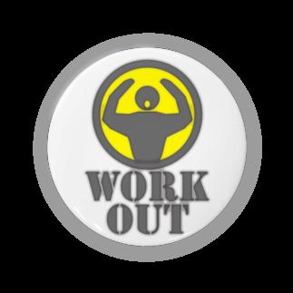 AURA_HYSTERICAのWorkout Badges