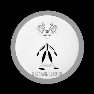 嶺上floweringのTokita Hanao Badges